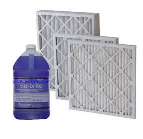 Coil Cleaner & Air Filters Maintenance Products