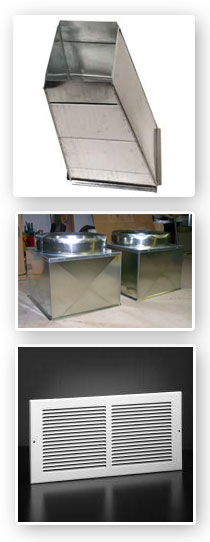 Sheet Metal Fabrication Services Contractor